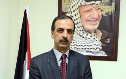 علي الحايك  رئيس جمعية رجال الأعمال الفلسطينيين في قطاع غزة