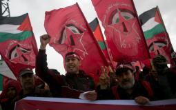 الجبهة الديمقراطية لتحرير فلسطين - ارشيفية -
