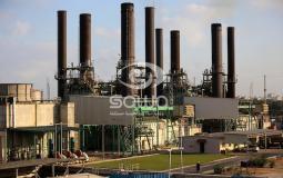 وعود مصرية بإنشاء محطة كهرباء جديدة على غرار المحطة الوحيد وسط قطاع غزة