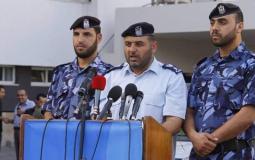 المتحدث باسم الشرطة ايمن البطنيجي