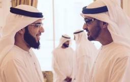 الداعية الإماراتي وسيم يوسف