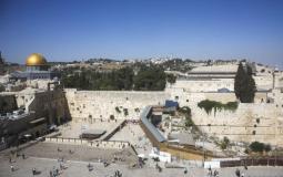 مدينة القدس المحتلة- أرشيفية