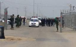 الوفد الأمني المصري يصل غزة - أرشيف