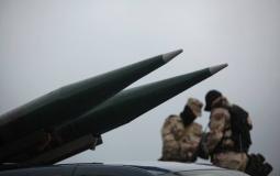 صواريخ المقاومة في غزة - ارشيفية -