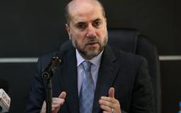 محمود الهباش مستشار الرئيس الفلسطيني للشؤون الدينية والعلاقات الاسلامية