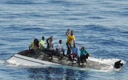 مصرع 5 مصريين وإصابة 20 في غرق قارب