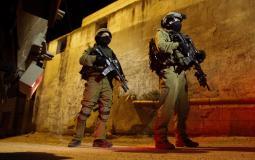 قوات الاحتلال تداهم مناطق في الضفة الغربية - أرشيف
