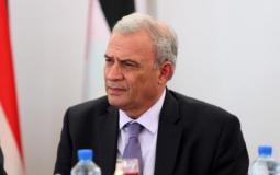 زياد أبو عمرو- نائب رئيس الوزراء