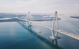 جسر في المنوفية