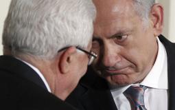 نتنياهو يوجه رسالة للرئيس عباس