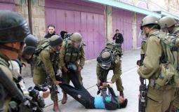 الاحتلال يعتقل 8 مواطنين خلال حملة مداهمات بالضفة والقدس