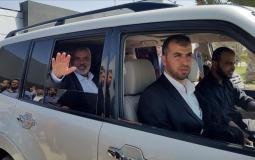 إسماعيل هنية رئيس المكتب السياسي لحركة حماس -ارشيف-