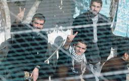 أسرى  في السجون الإسرائيلية - ارشيف