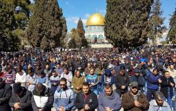 لجنة القدس بالتشريعي تدعو لشد الرحال إلى الأقصى
