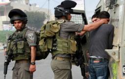 حملة الاعتقالات للفلسطينيين لا تتوقف - أرشيف