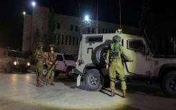 قوات الاحتلال الإسرائيلي - ارشيف