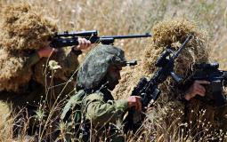 قناصة الجيش الاسرائيلي
