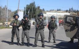 قوات الاحتلال الإسرائيلي- صورة أرشيفية