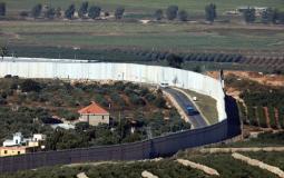 حدود لبنان الجنوبية عند بلدة العديسة