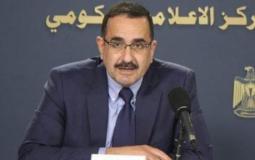 رئيس سلطة الطاقة الفلسطينية ظافر ملحم