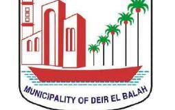 بلدية دير البلح: تمويل بقيمة 10 آلاف يورور لتوريد مواد تعقيم