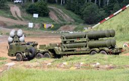 منظومة صواريخ اس 400