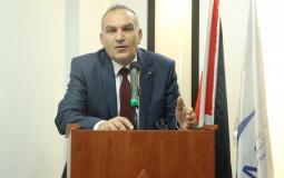 وزير الاتصالات الفلسطيني اسحق سدر