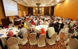 إحياء اليوم العالمي للعمل الإنساني في غزة بمشاركة أممية ودولية