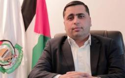 الناطق باسم حركة حماس عبد اللطيف القانوع