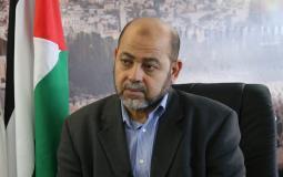 نائب رئيس حركة حماس في الخارج موسى أبو مرزوق