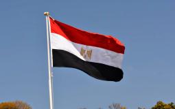 علم مصر - تعبيرية