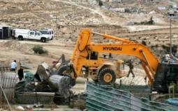 الاحتلال الإسرائيلي في  الأغوار الشمالية