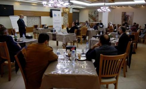 """لقاء تشاوريا حول """"آليات تعزيز الإعلام الثقافي في كليات الإعلام بقطاع غزة"""""""