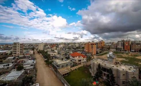 طقس فلسطين  - غزة
