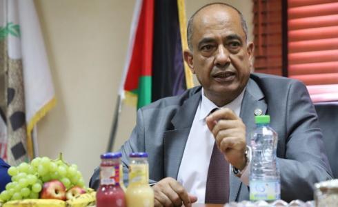 وزير العدل محمد الشلالدة