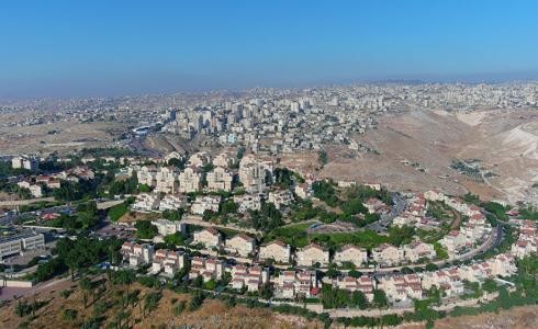 بناء مستوطنات في مدينة القدس - أرشيفية