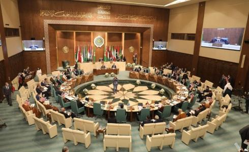 اجتماع وزراء الخارجية العرب الطارئ