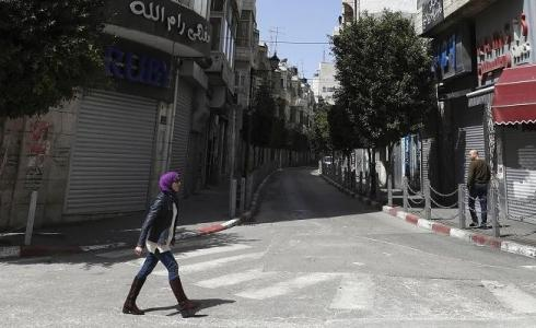 تجديد إغلاق محافظة رام الله والبيرة