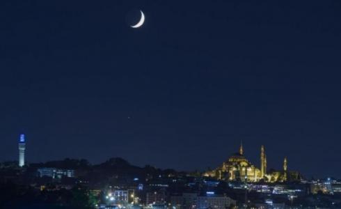 هلال رمضان - تعبيرية