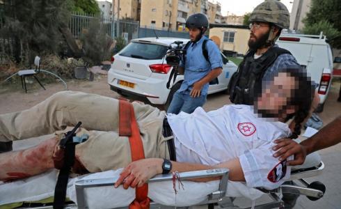 إصابة المستوطنين في إسرائيل