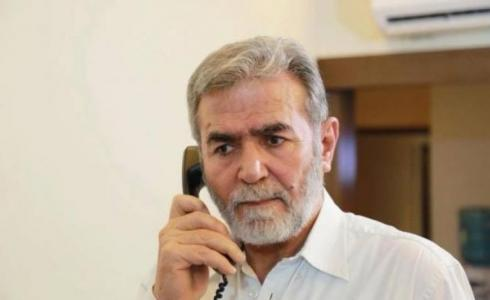 زياد النخالة - الأمين العام لحركة الجهاد الإسلامي