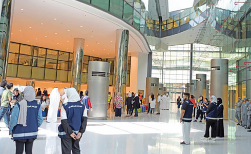 شروط صحية لدخول جامعة الكويت