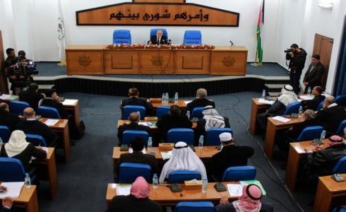 المجلس التشريعي الفلسطيني