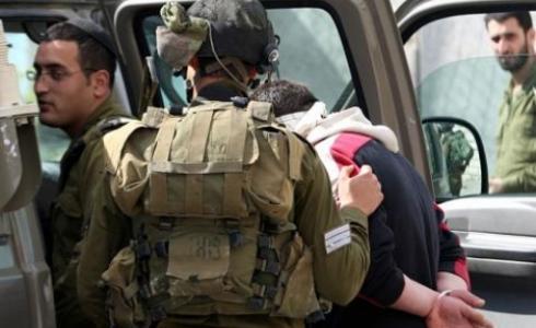 قوات الاحتلال تعتقل شابا