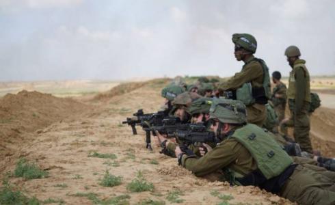 جنود الاحتلال الإسرائيلي - ارشيف