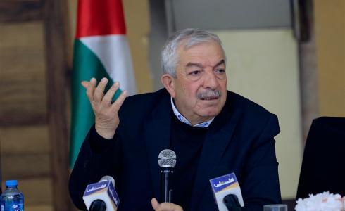 محمود العالول - نائب رئيس حركة فتح
