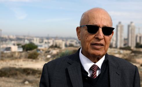 نبيل شعث مستشار الرئيس للعلاقات الدولية