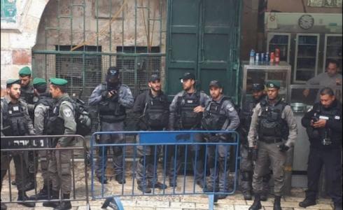 قوات الاحتلال الاسرائيلي _ أرشيف