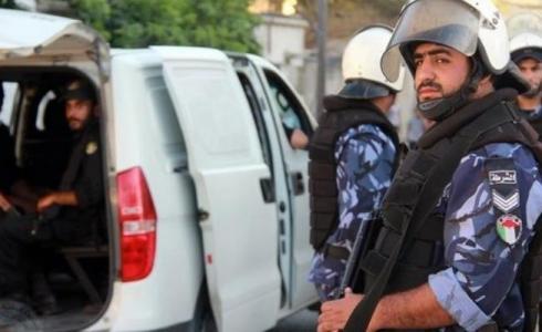 الشرطة الفلسطينية - غزة