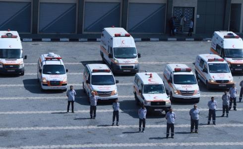 الإسعاف والطوارئ بغزة